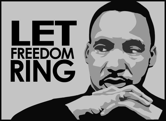 Martin Luther King Jr. Freedom